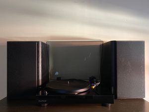 Record Player with full audio equipment for Sale in Washington, DC
