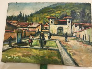 Picture paint by hand : Ramos de Rosas for Sale in Ashburn, VA