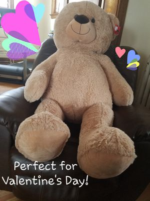 """52""""Brand New with tags Teddy bear for Sale in Minneapolis, MN"""