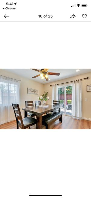 Dinner table for Sale in Jurupa Valley, CA
