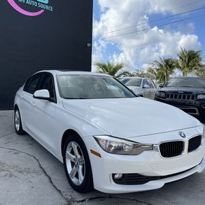 2015 BMW 320i CLEAN TITLE ********************$13997 A/f for Sale in Hollywood, FL