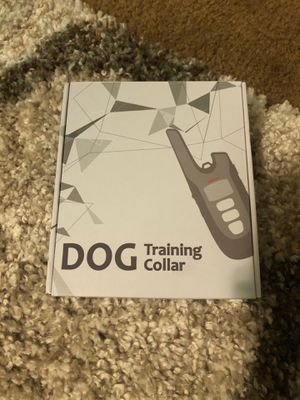 Dog training collar for Sale in Oakland, CA