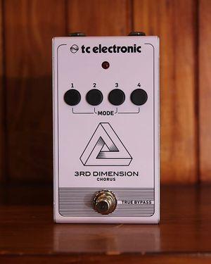 Brand new TC 3rd Dimension chorus pedal for Sale in Boston, MA