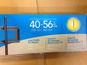 "TV wall Mount, up to 56"" TV. new for Sale in Richardson, TX"