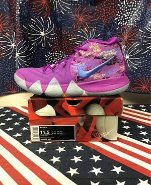 "Nike Kyrie 4 ""Confetti"" for Sale in Tulsa, OK"