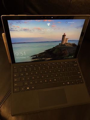 Surface Pro 4 tablet/laptop for Sale in New York, NY