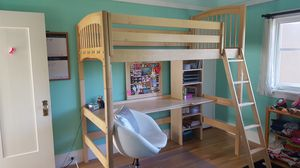 Bunk Bed/Desk Combo for Sale in Oakland, CA