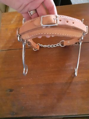 Horse Leather Hackamore! for Sale in Scottsdale, AZ