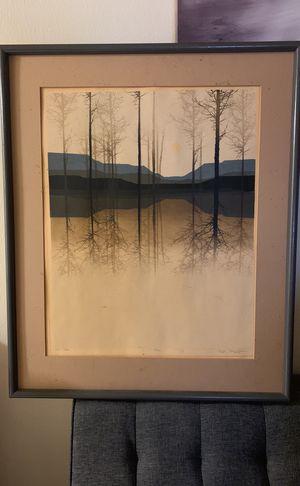 Virgil thrasher tree print for Sale in New York, NY