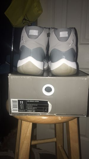 Jordan Cool Grey 11 - Sz 11 for Sale in Suffolk, VA
