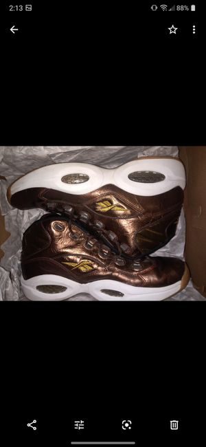 Reebok Question size 13 for Sale in Cleveland, OH