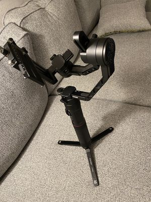 Zhiyun crane 2 (with Servo Follow Focus) buy from Amazon, like new, used 6time now sale $335 for Sale in La Puente, CA