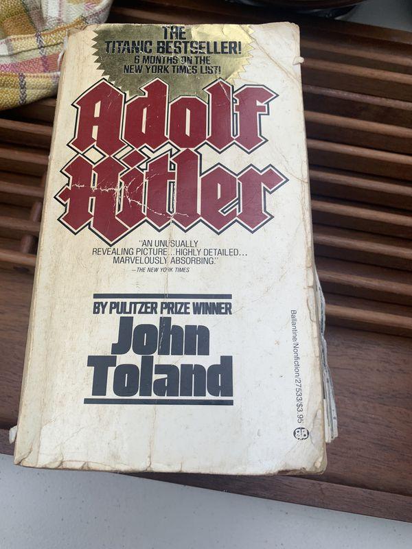 Adolf Hitler by John Toland
