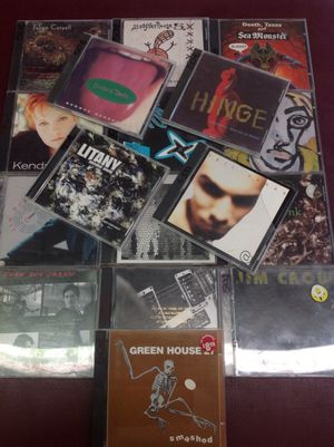 Music cds .... 50 cents each!! only a few left! for Sale in Columbus, OH