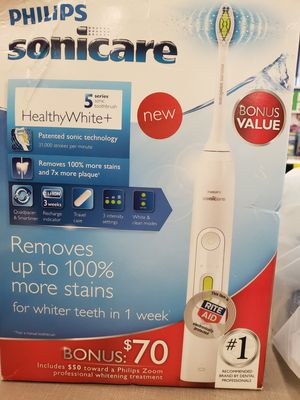 Philip's Sonicare Power toothbrush for Sale in Annandale, VA