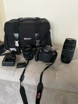 Canon EOS T6 Camera Bundle for Sale in Baltimore, MD