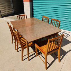 Vintage Mid Century Dining Set for Sale in Hawthorne,  CA