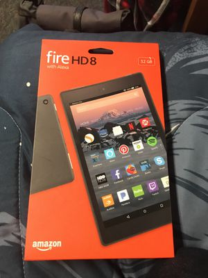 Kindle Fire HD8 for Sale in Arcata, CA