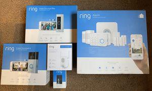 Ring alarm system and doorbells for Sale in Harrisonburg, VA