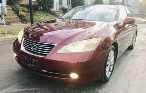 "2007 Lexus ES 350 "" Panorama Glass Window"" Navigation "" Bluetooth"" Back Up Camera"" Excellent Condition for Sale in Rockville, MD"