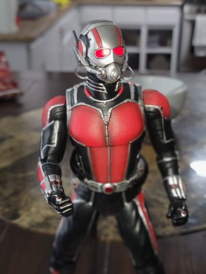 King Arts - Ant-Man 1/9 Scale Figure (not Hot Toys) for Sale in Riverside, CA