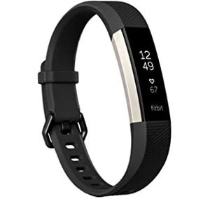 Fitbit Alta HR Activity Tracker, Large, Black FB408SBKL for Sale in Austell, GA
