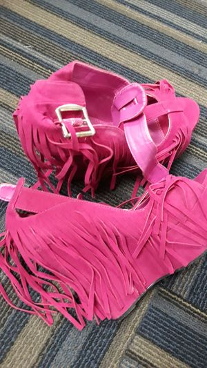 Richest fuchsia Fringe size 9 for Sale in Fort Lauderdale, FL