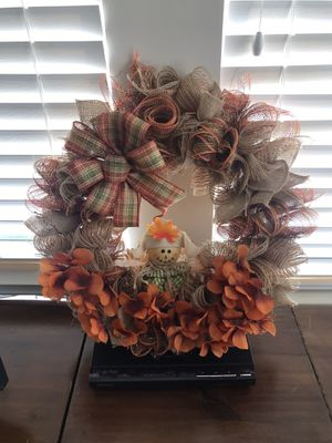 Fall Wreathd for Sale in Powell, OH