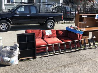 FREE Couch And Other Items for Sale in Oakland,  CA