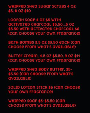 Body butter, sugar scrubs, soaps and more for Sale in Las Vegas, NV