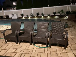 Outdoor chairs for Sale in Old Bridge Township, NJ
