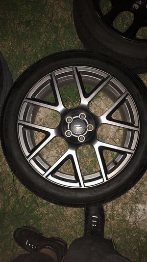 Charger Scat Pack Rims for Sale in Dallas, TX