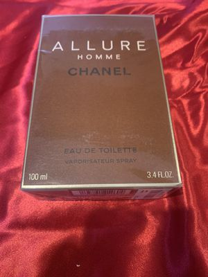 Authentic allure CHANEL perfume for men / REAL DEAL ! for Sale in South Gate, CA