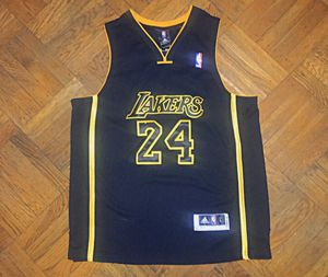 Kobe Bryant Lakers Adidas Jersey for Sale in Bayonne, NJ
