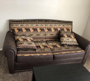Loveseat sleeper sofa for Sale in Payson, AZ