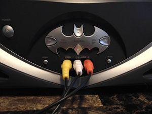 "Super Rare Kids Station Batman 13"" Color TV - DVD - Remotes - Cables for Sale in Beaverton, OR"