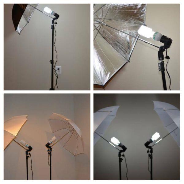 Photography videography lighting kit