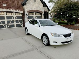 _2OO7 Lexus IS 250 AWD good condition__ for Sale in Portland, OR