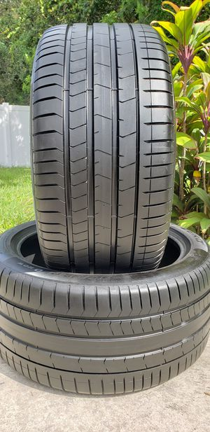 315/35/20 PIRELLI P ZERO for Sale in Tampa, FL