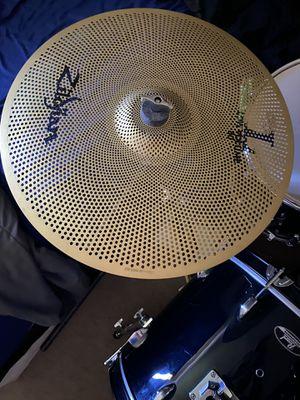 Low volume zildjian ride cymbal for Sale in Livonia, MI