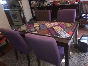 Excellent condition household items. Sofa, dining, decorations, kitchen for Sale in Woodbridge, VA