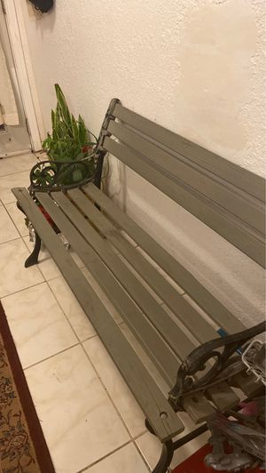 Bench for Sale in DEVORE HGHTS, CA