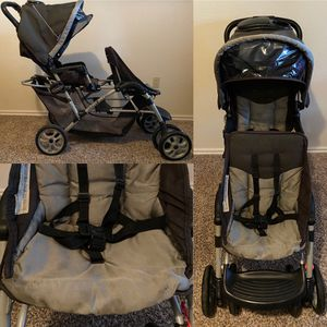 Double Stroller for Sale in Haltom City, TX
