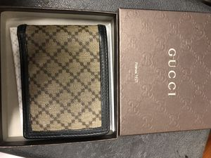 Gucci Wallet Authentic and rare for Sale in Phoenix, AZ