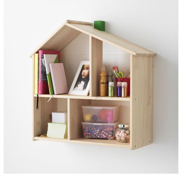 IKEA Doll house/wall shelf