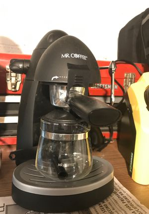 Mr. Coffee Steam Expresso / Cappuccino Maker for Sale in Ambridge, PA