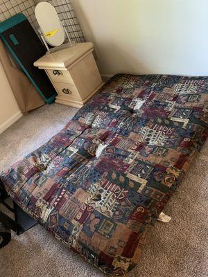 Full size futon mattress Good condition! Ok for Sale in Morrow, GA