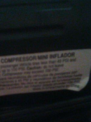 Mini Air Compressor for Sale in Temple, TX