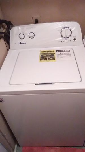 Amana washer new for Sale in Ada, OK