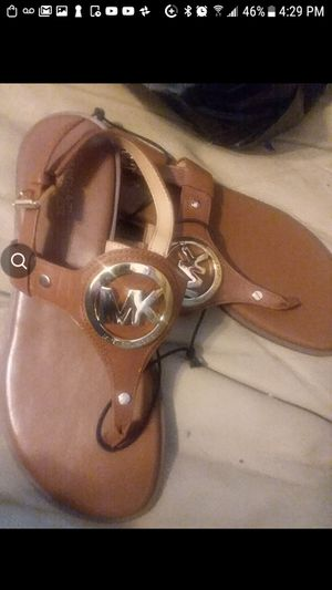 Michael Kors sandals New for Sale in Austin, TX